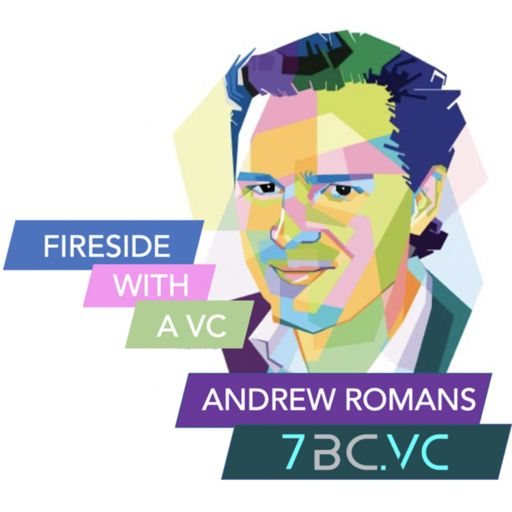 Cover art for podcast Fireside with a VC