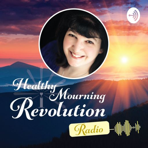 Cover art for podcast Healthy Mourning Revolution Radio