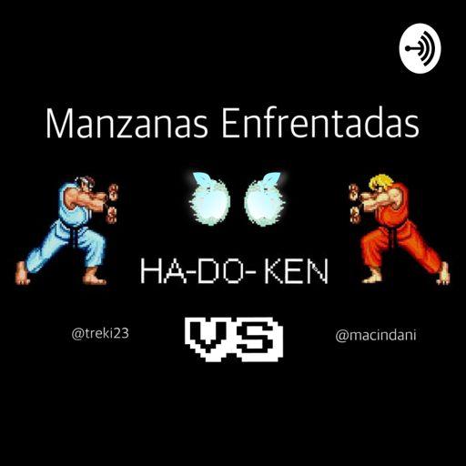 Cover art for podcast Manzanas Enfrentadas