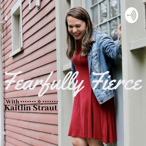 Cover art for podcast Fearfully Fierce