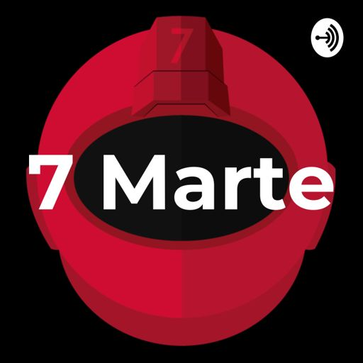 Cover art for podcast 7 Marte