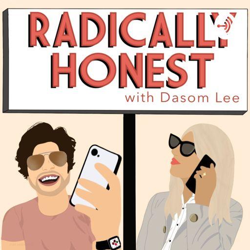 Cover art for podcast Radically Honest