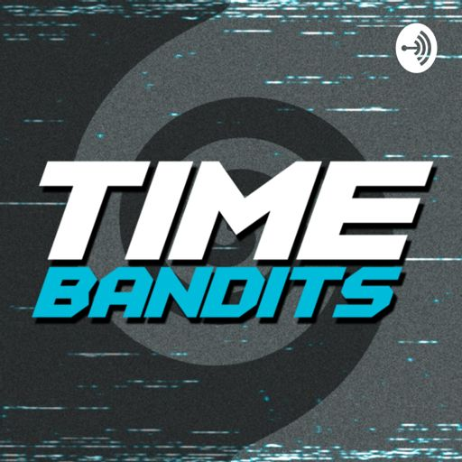 Cover art for podcast Time Bandits