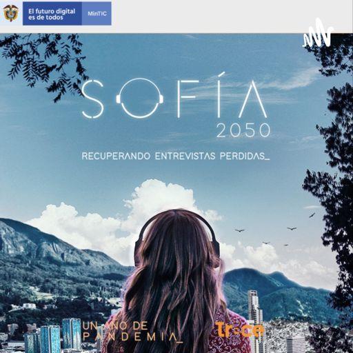 Cover art for podcast SOFÍA 2050