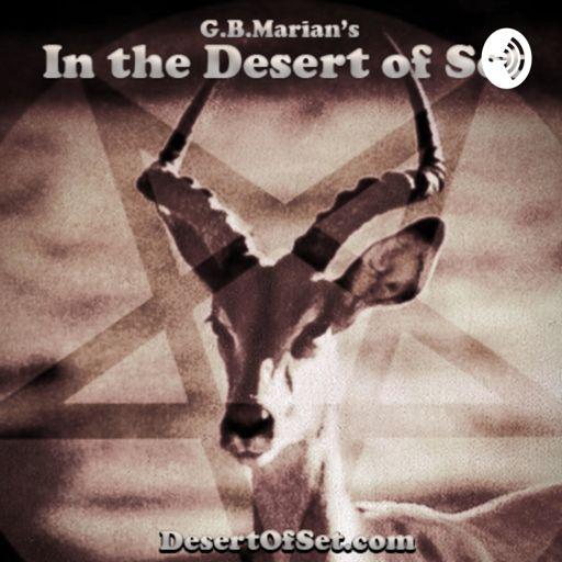 Cover art for podcast In the Desert of Set