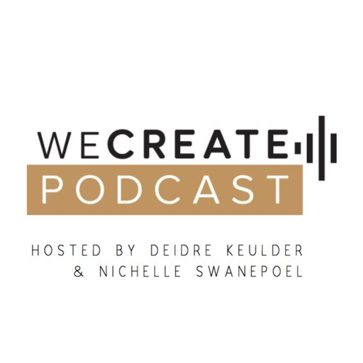 Cover art for podcast WeCreatePodcast