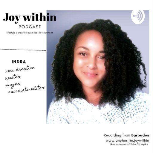 Cover art for podcast Joy within