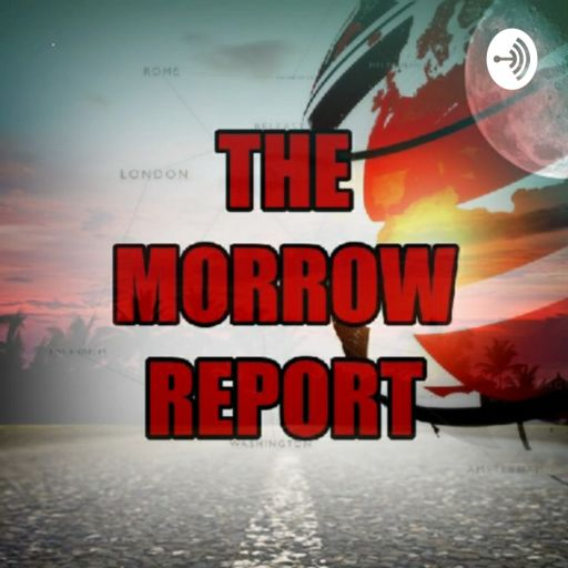 Cover art for podcast The Morrow Report- Victor J. Morrow