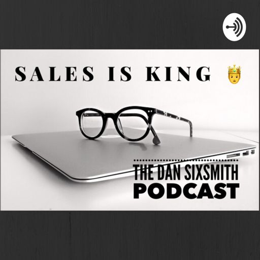 Cover art for podcast Sales Is King