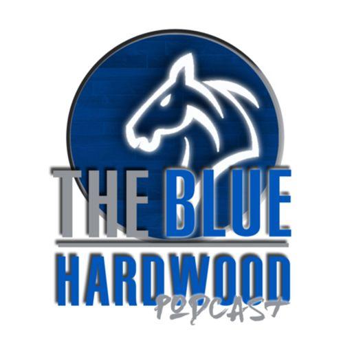 Cover art for podcast Blue Hardwood Podcast