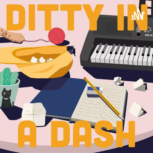 Cover art for podcast Ditty In A Dash