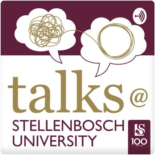 Cover art for podcast talks@stellenboschuni