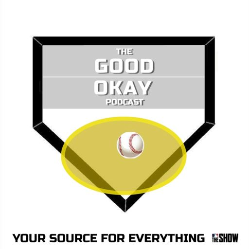 Cover art for podcast The GoodOkay Podcast