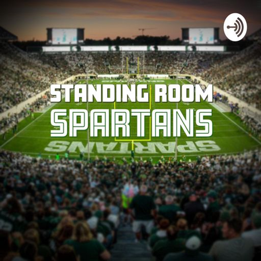 Cover art for podcast Standing Room Spartans
