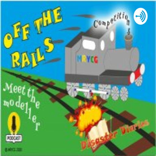 Cover art for podcast Off The Rails with M R Y C G