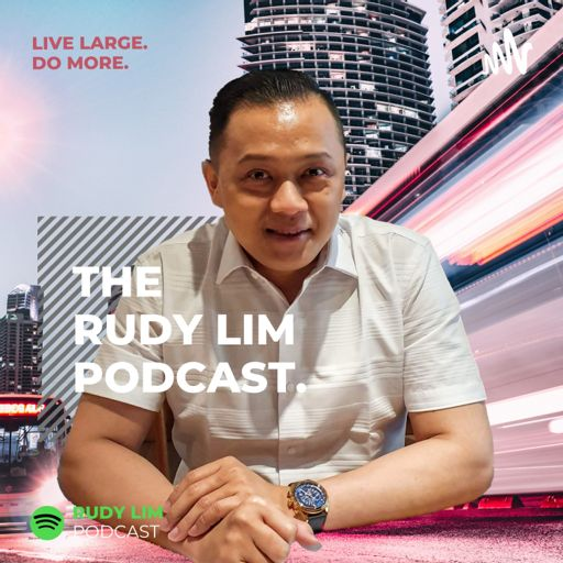 Cover art for podcast Rudy Lim Podcast