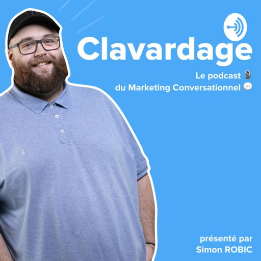 Cover art for podcast Clavardage