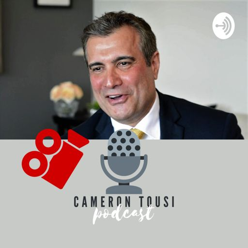 Cover art for podcast The Cameron Tousi Podcast