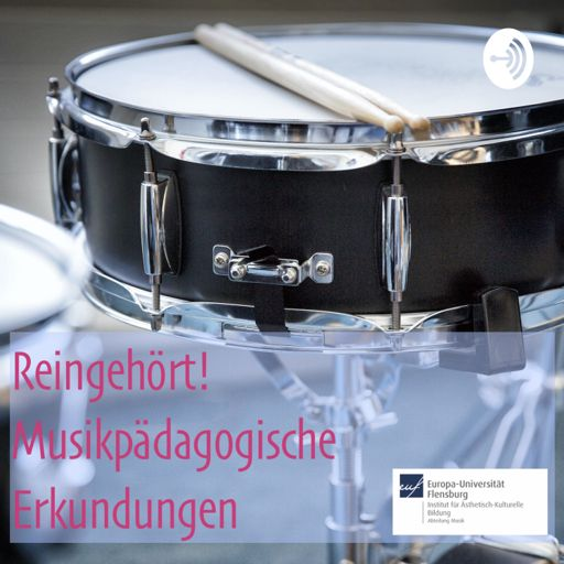 Cover art for podcast Reingehört! Musikpädagogische Erkundungen