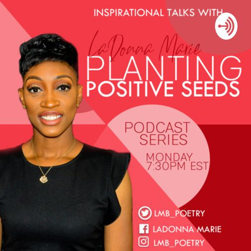 Cover art for podcast Inspirational Talks with LaDonna Marie
