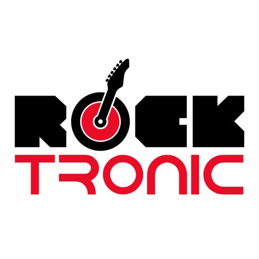 Cover art for podcast ROCKTRONIC