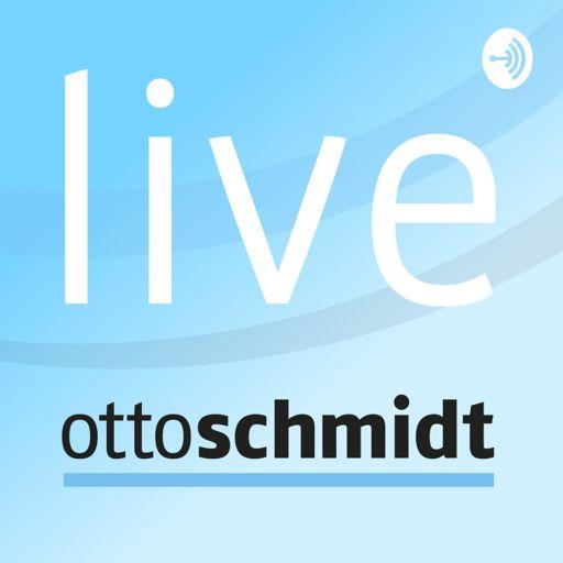 Cover art for podcast Otto Schmidt live – der Podcast