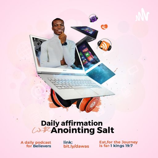 Cover art for podcast Daily Affirmations With Anointing Salt