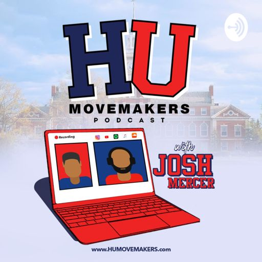 Cover art for podcast The Howard Alumni Movemakers Podcast hosted by Joshua Mercer