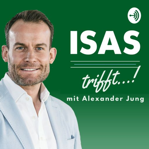Cover art for podcast ISAS trifft...!