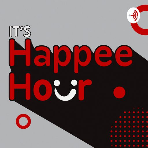 Cover art for podcast It's Happee Hour!