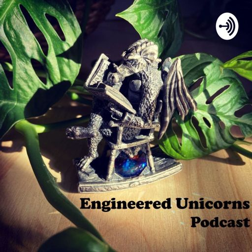 Cover art for podcast Engineered Unicorns