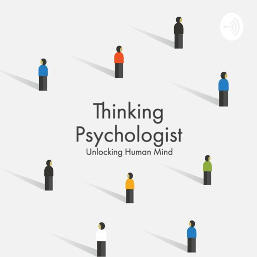 Cover art for podcast Thinking Psychologist