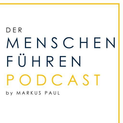Cover art for podcast MENSCHEN-FÜHREN-Podcast