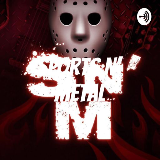Cover art for podcast Sports n' Metal