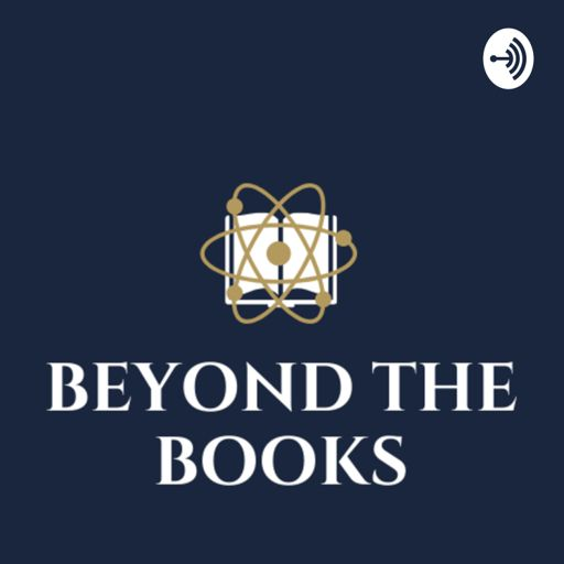 Cover art for podcast Beyond the Books