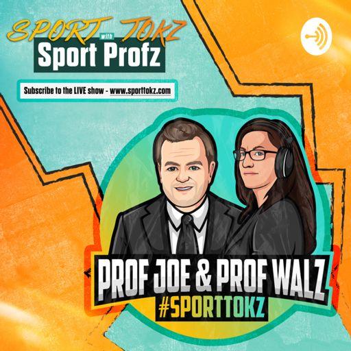 Cover art for podcast SportTokz with SportProfz