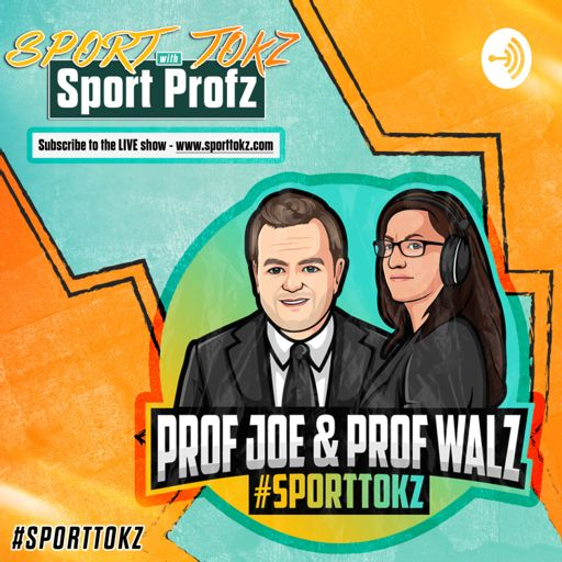 Cover art for podcast SportTokz with SportProfz