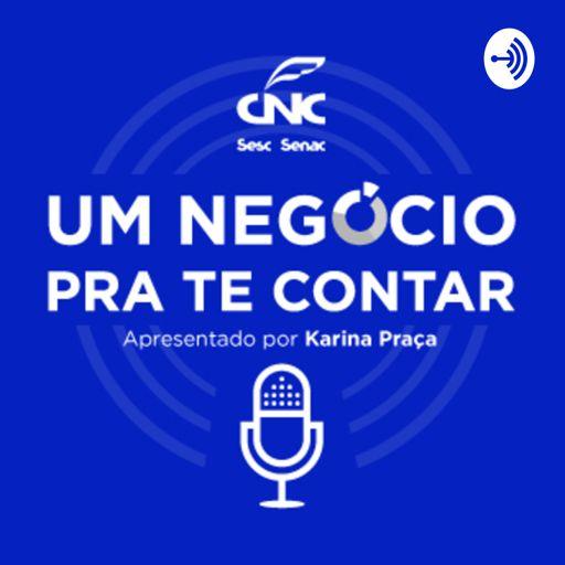 Cover art for podcast Um negócio pra te contar