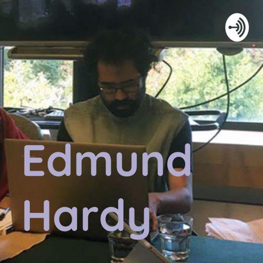 Cover art for podcast Edmund Hardy