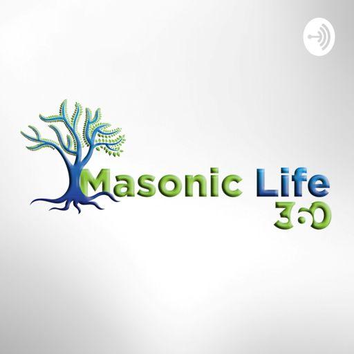 Cover art for podcast Masonic Life 360