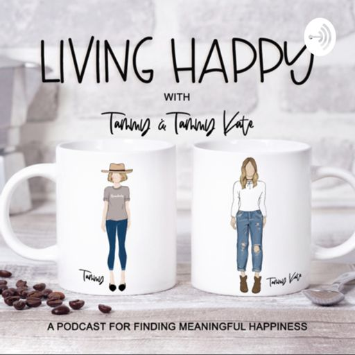 Cover art for podcast Living Happy