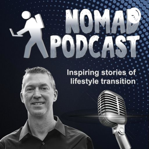 Cover art for podcast Nomad Podcast