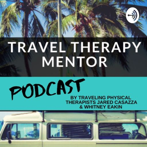 Cover art for podcast Travel Therapy Mentor