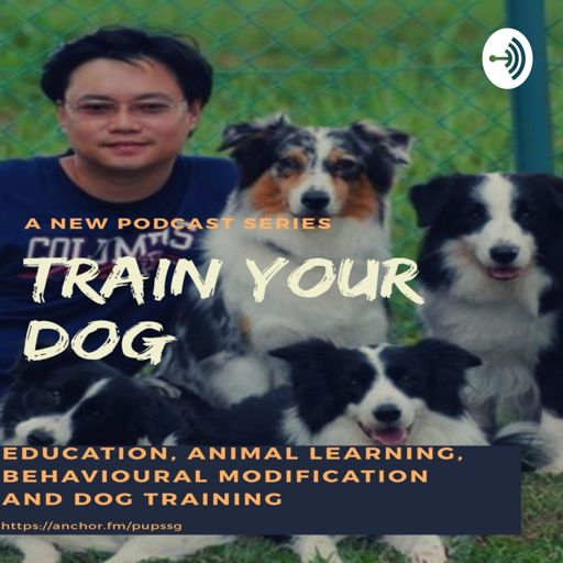 Cover art for podcast Train Your Dog
