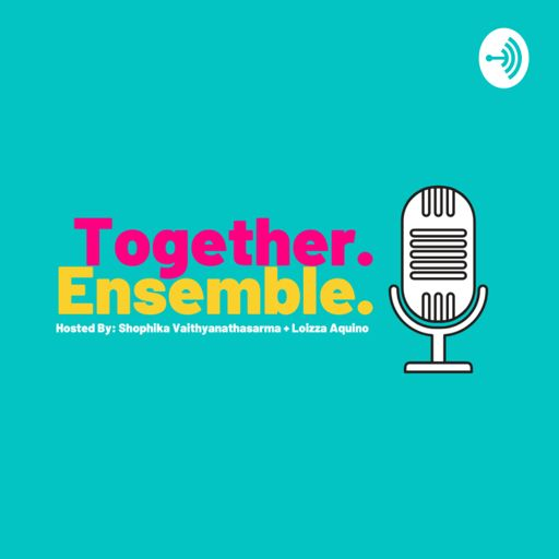 Cover art for podcast Together, Ensemble.