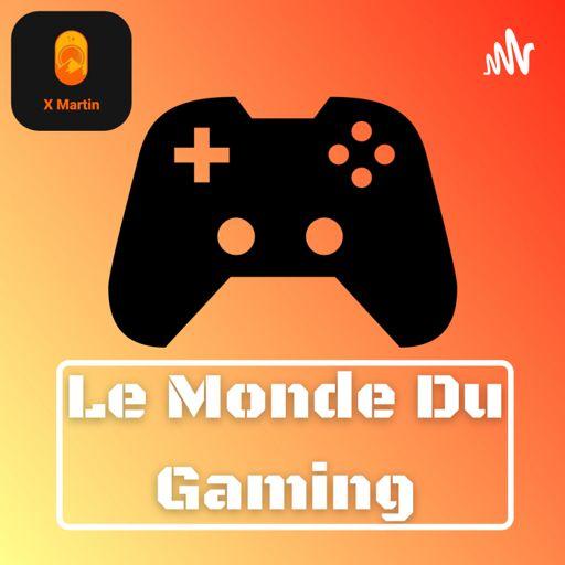 Cover art for podcast  Le Monde Du Gaming