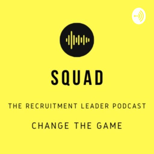 Cover art for podcast SQUAD: Change The Game
