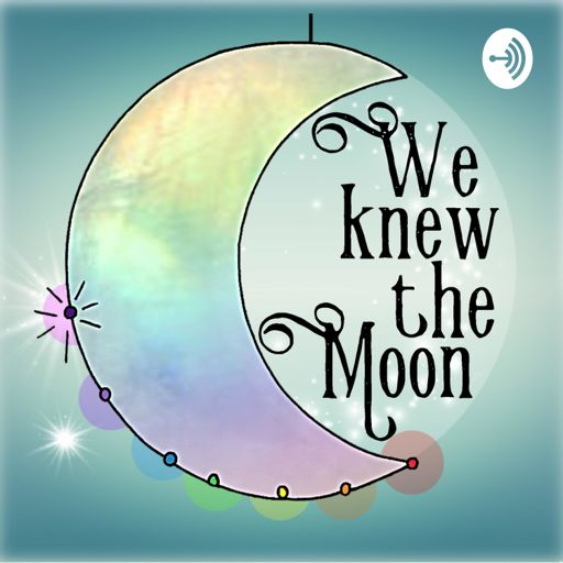 Cover art for podcast We Knew the Moon