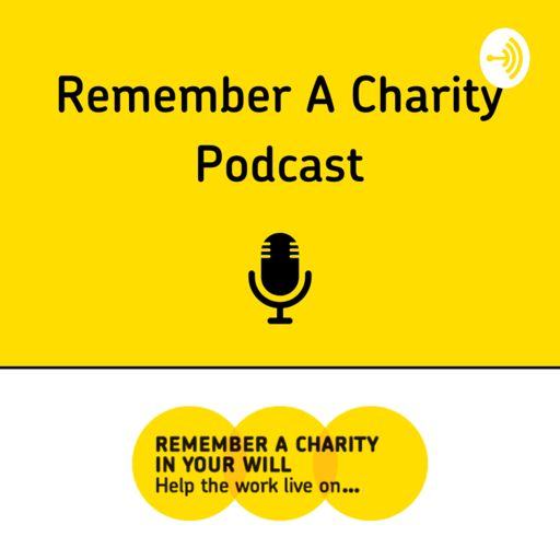 Cover art for podcast Remember A Charity Podcast