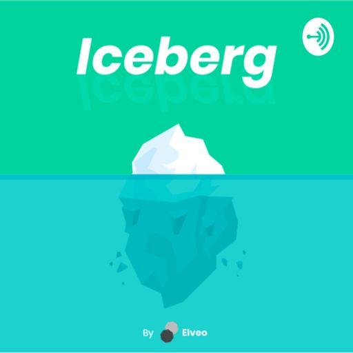 Cover art for podcast Iceberg: psychologie entrepreneuriale